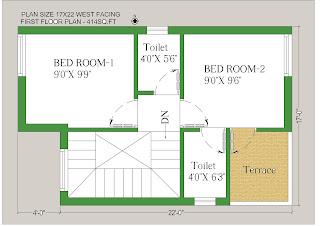 modern duplex home