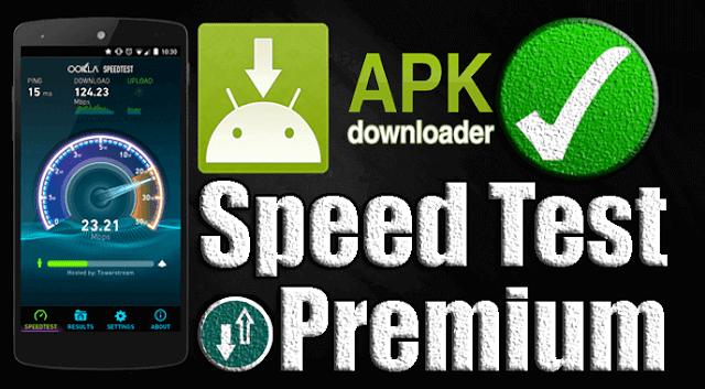 تطبيق SpeedTest.net Premium أحدث إصدار للأندرويد