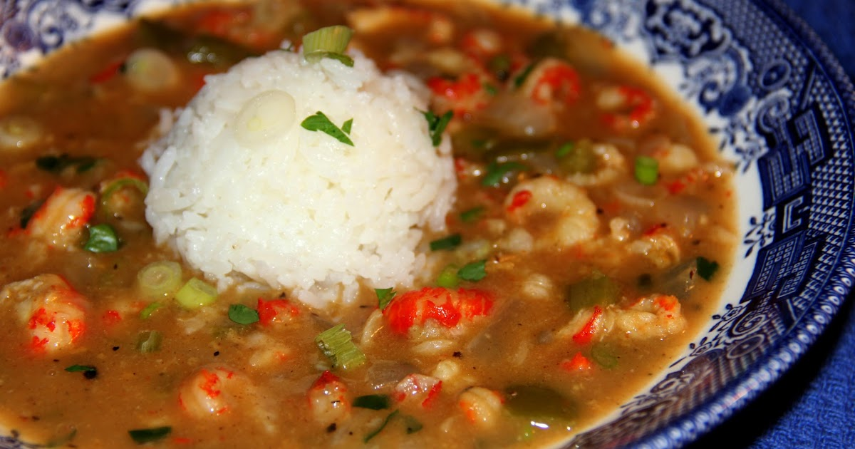 Deep South Dish Crawfish Etouffee