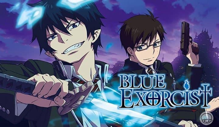 Blue Exocist - ใครกำลังหาอนิเมะต่อสู้มัน ๆ อยู่ อย่าข้ามเรื่องนี้ไป