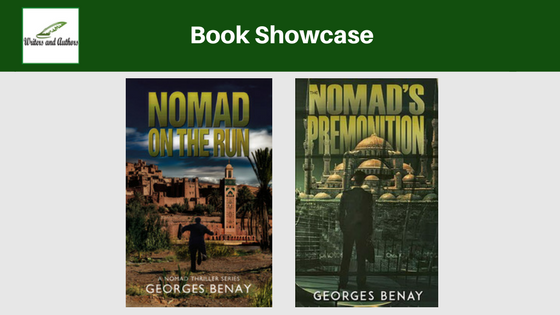 Book Showcase: The Nomad Series by Georges Benay @NomadG8on @iReadBookTours
