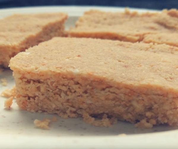 Paçoca low carb - Aprenda essa receita de paçoca sem açúcar