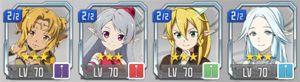 SAO MD 3 Star Healers