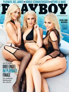 Revista Playboy Alemania-Julio 2015 PDF Digital