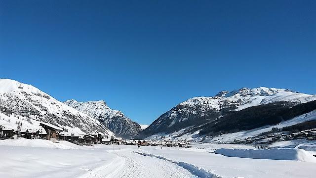 Livigno Italia Alpit