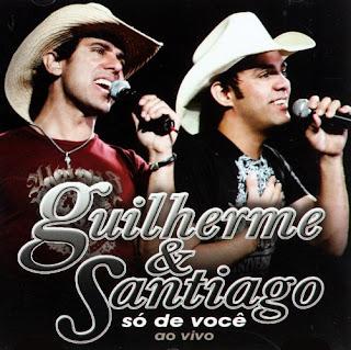2008 BAIXAR GOIANIA GUILHERME EM E AO VIVO CD SANTIAGO