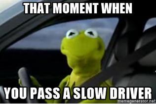 Ireland Underground Let S Talk About Slow Drivers