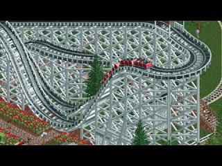 game adnroid terbaik rollercoaster tycoon