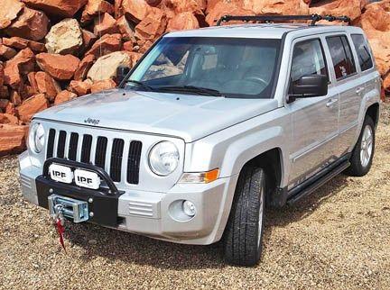 Jeep Patriot off Road Bumper