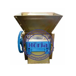 Mesin pengupas kulit kopi basah - pulper kopi manual