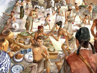 Kehidupan Politik Ekonomi Sosial dan Agama Kerajaan Tarumanegara