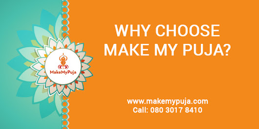 Why Choose MakeMyPuja