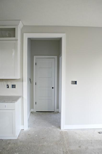 Five paneled interior doors