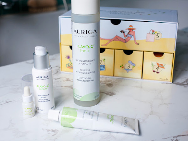 Beauty: Auriga Flavo C via Newpharma review
