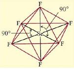 bentuk senyawa SeF6