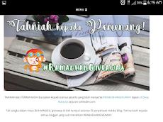 Menang SGShop credit giveaway anjuran SOFIEADIEDOTCOM