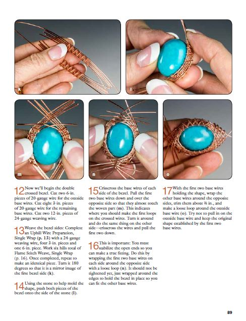 Book Review - Timeless Wire Weaving ~ The Beading Gem\'s Journal