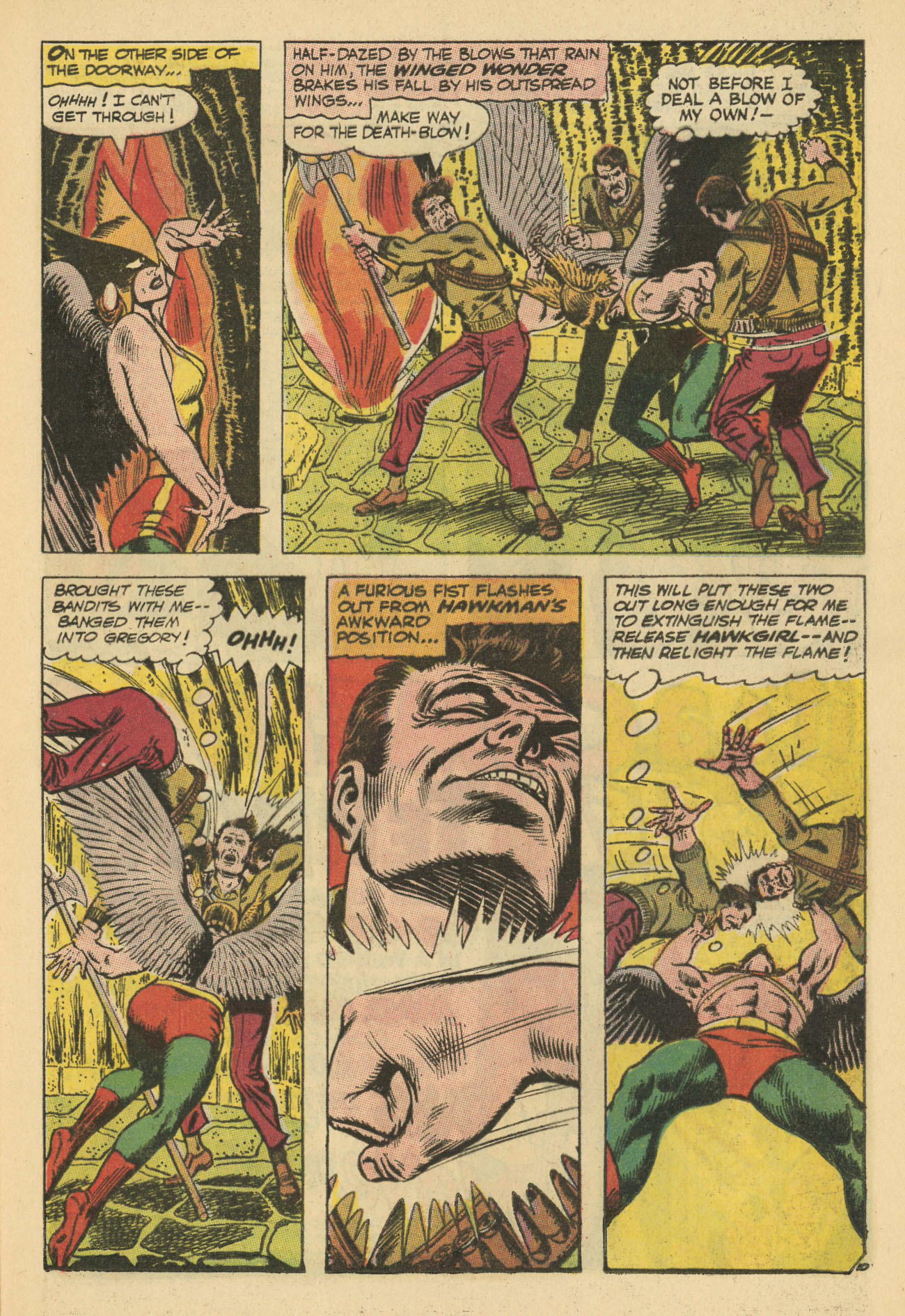 Hawkman (1964) issue 20 - Page 13