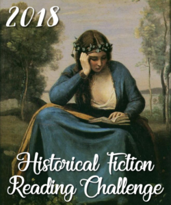 2018 Historical Fiction Reading Challenge