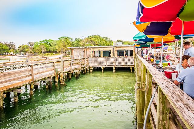 Dewey Destin's - Crab Island restaurant
