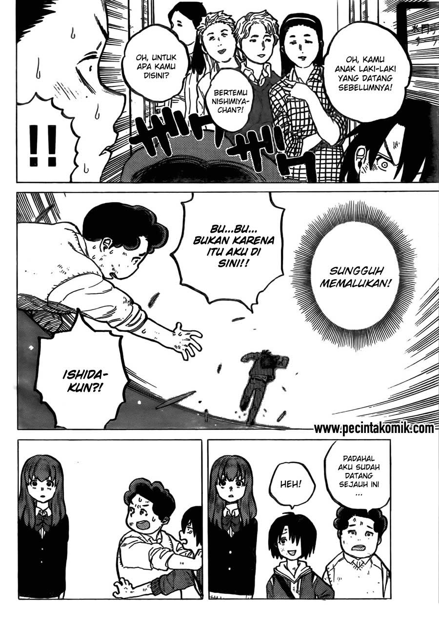 Koe no Katachi Chapter 09-11