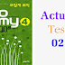 Listening Actual Test 2 Economy TOEIC Volume 4