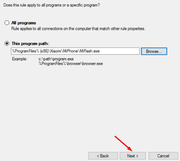 Cara Memblokir Akses Internet Aplikasi Windows 10 Tanpa Aplikasi Pihak Ketiga 11