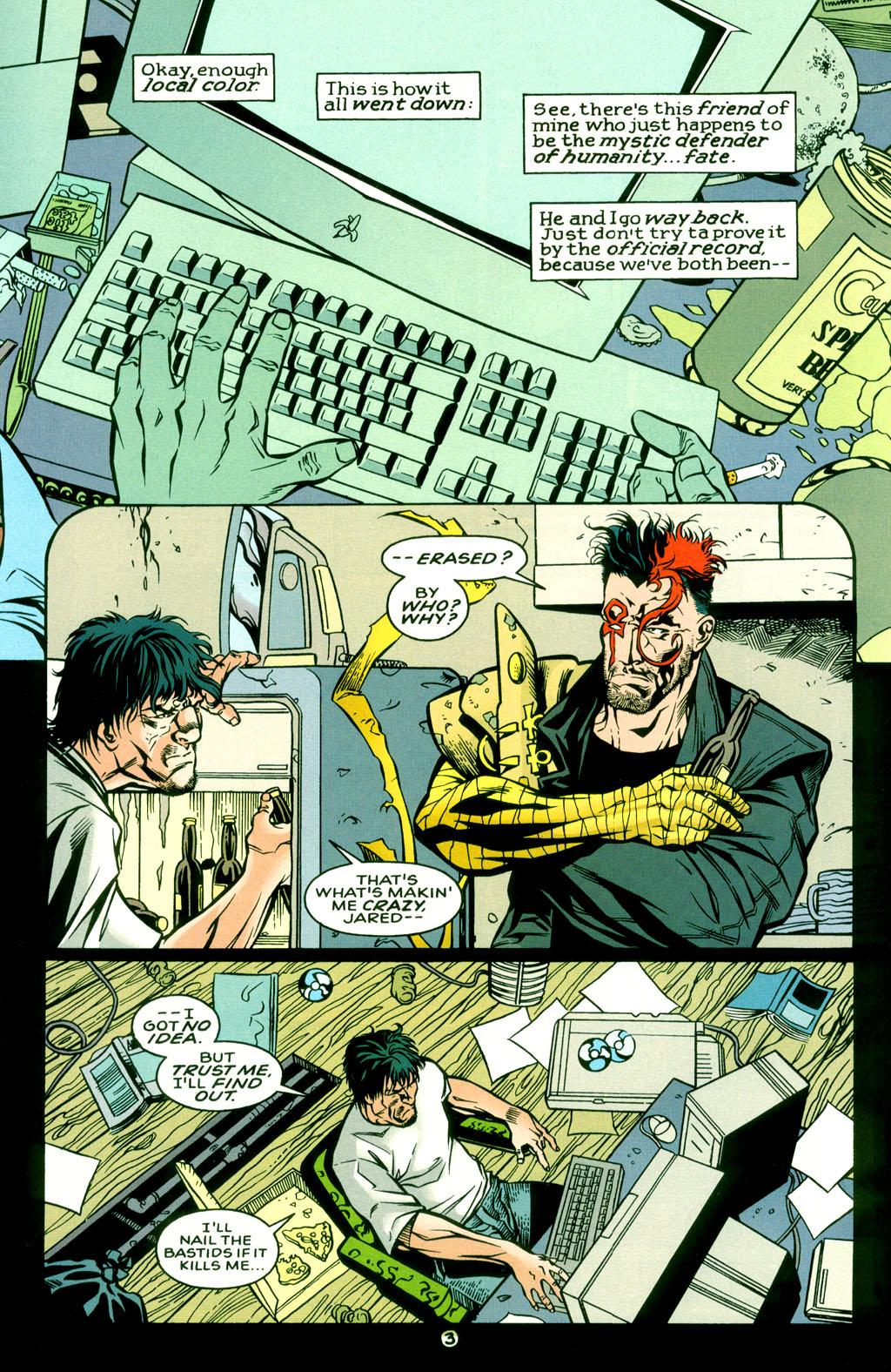 Read online Impulse Plus comic -  Issue # Full - 29