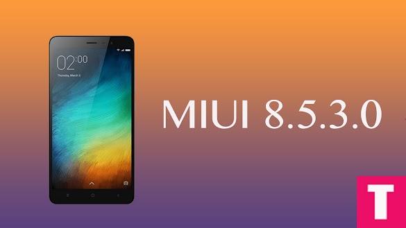 Pengalaman Update Miui Xiaomi Redmi Note  4 Ke Versi 8.3.5.0