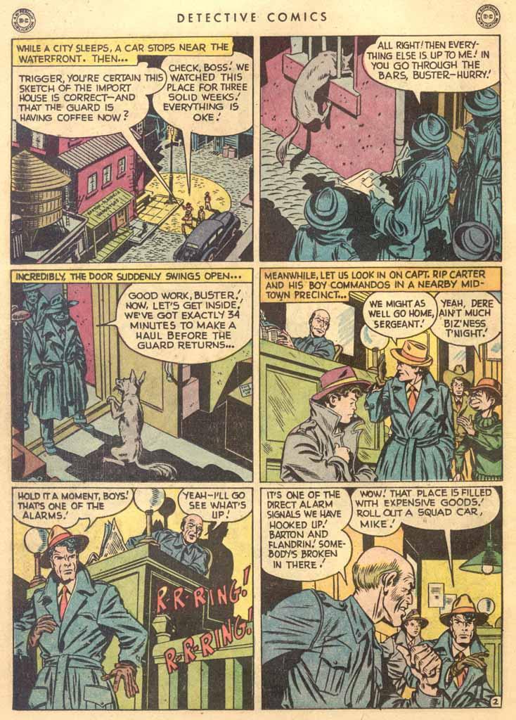 Detective Comics (1937) 148 Page 37