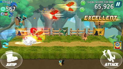 Download Power Rangers Dash Free Game