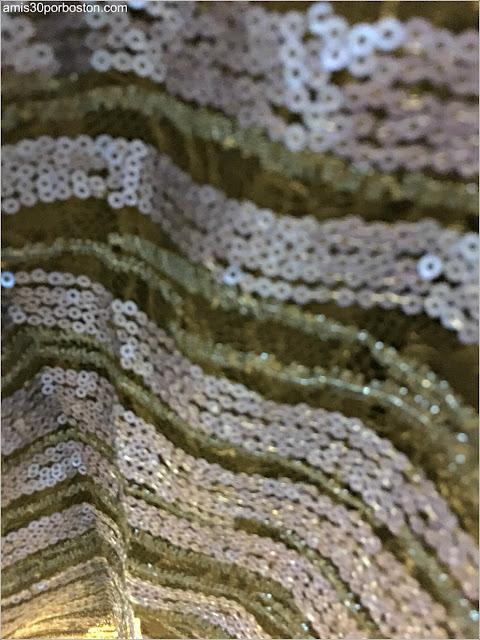 Detalle del Vestido de Calvin Klein
