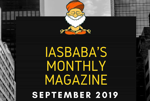 iasbaba Current Affairs September 2019