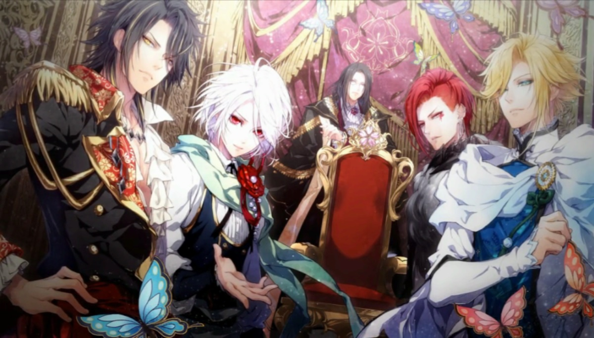 List of All English and Englishtranslated Otome games