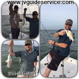Lake Ray Hubbard Fishing