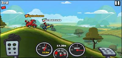 تحميل hill climb racing مهكرة