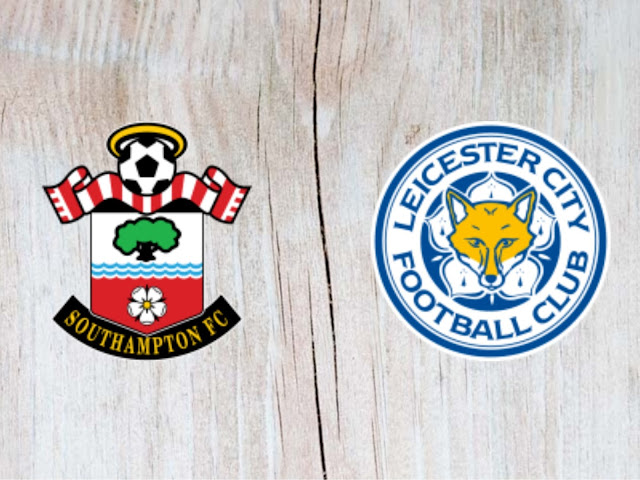 Southampton vs Leicester City - Highlights - 25 August 2018