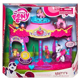 My Little Pony Rarity's Carousel Boutique Sweetie Swirl Brushable Pony