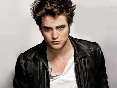 Robert Pattinson good looks