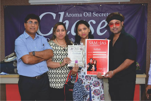 Chase aroma, skin care organises mega wellness & beauty Seminar in Deen dayal upadhyaye sadan, Delhi.