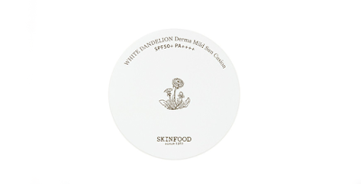 [REVIEW] SKINFOOD White Dandelion Derma Mild Sun Cushion