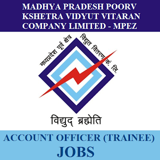Madhya Pradesh Poorv Kshetra Vidyut Vitaran Company Limited, MPEZ, MP, Madhya Pradesh, Account Officer, Graduation, freejobalert, Sarkari Naukri, Latest Jobs, mpez logo