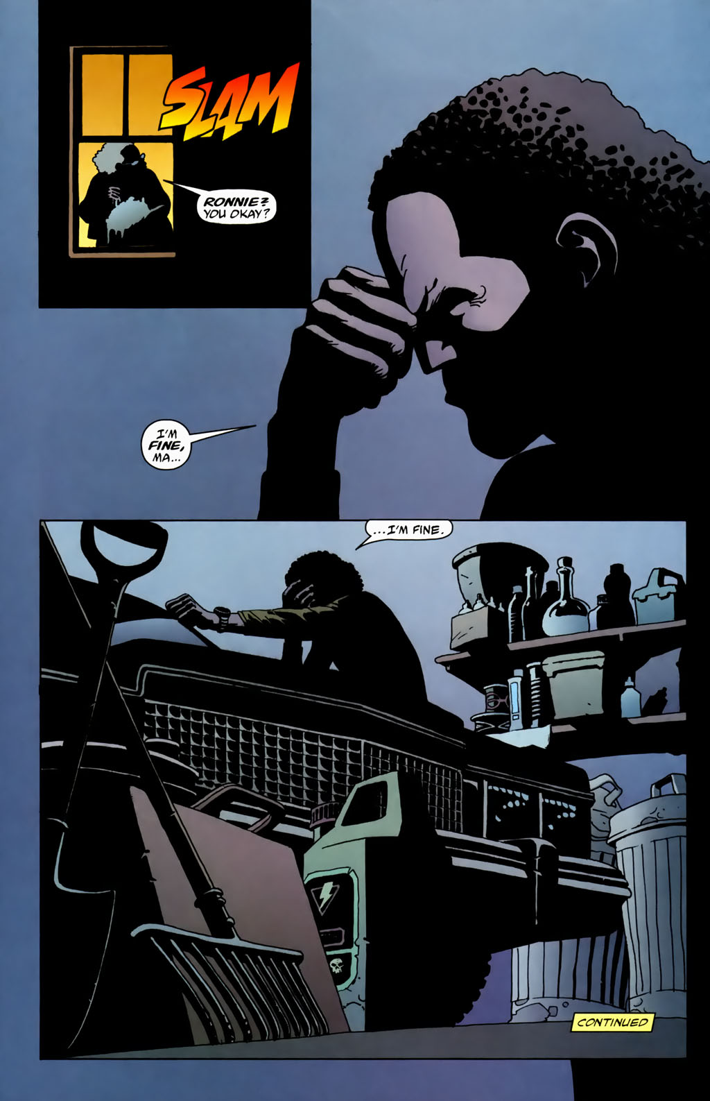 Read online 100 Bullets comic -  Issue #70 - 23