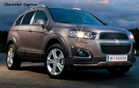 new chevrolet captiva 2015