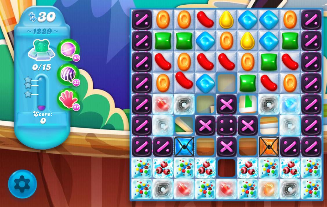 Candy Crush Soda Saga level 1229
