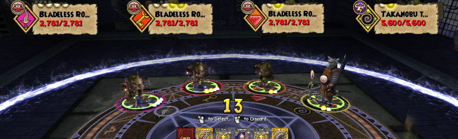 Takanobu - Wizard101 Test Realm Skeleton Key Boss Cheat / Drop Guide