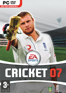 EA Sports Cricket 2007 Free Download PC Game