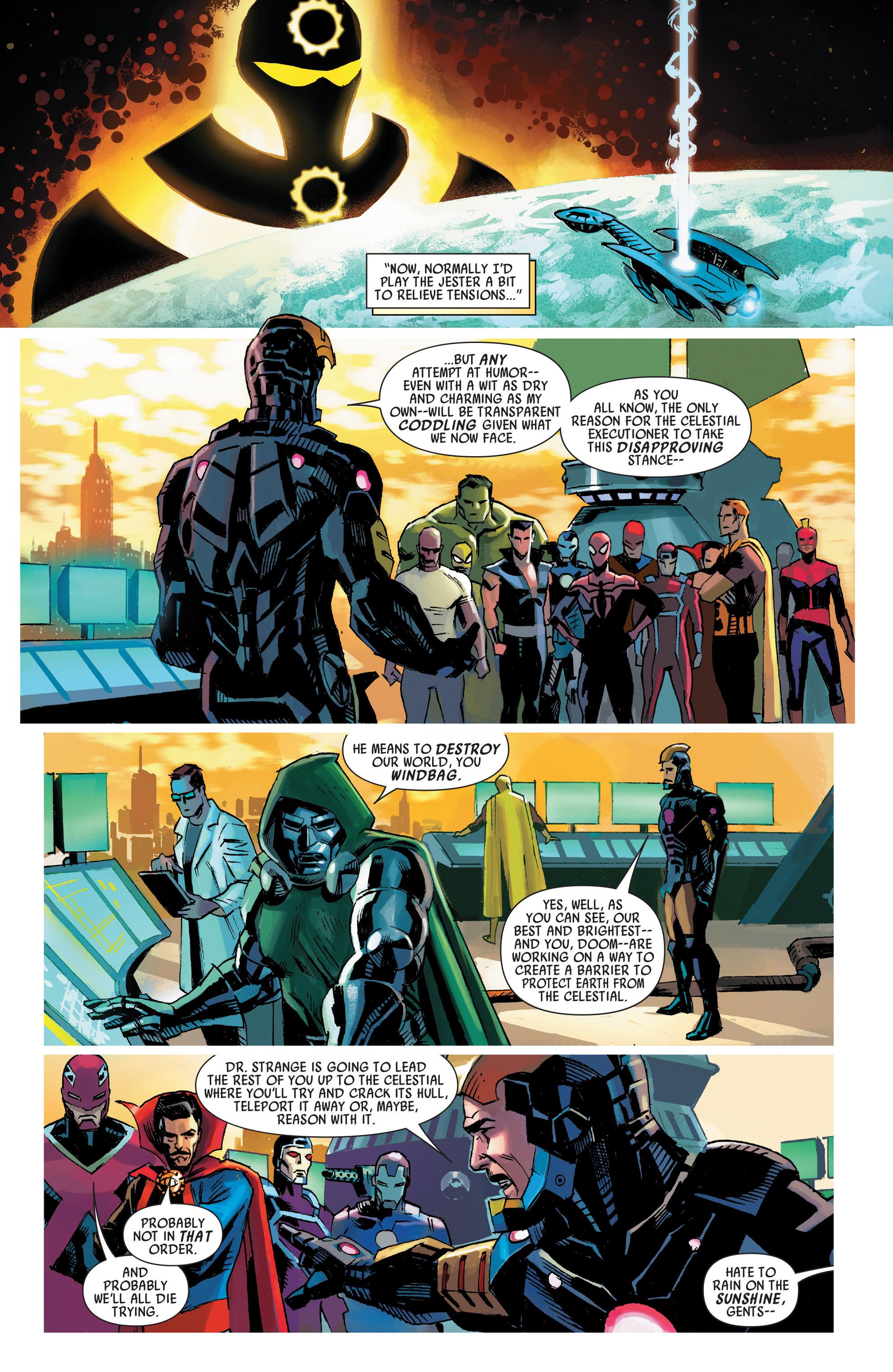 Read online Uncanny Avengers (2012) comic -  Issue #21 - 5