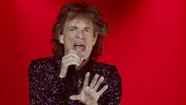 Mick Jagger (The Rollings Stones)