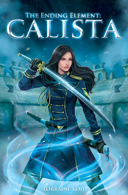 The Ending Element: Calista